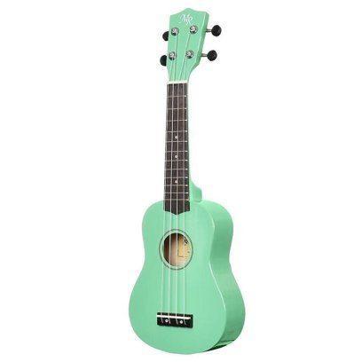 Укулеле сопрано, зеленый, Homage RS-C1-GR