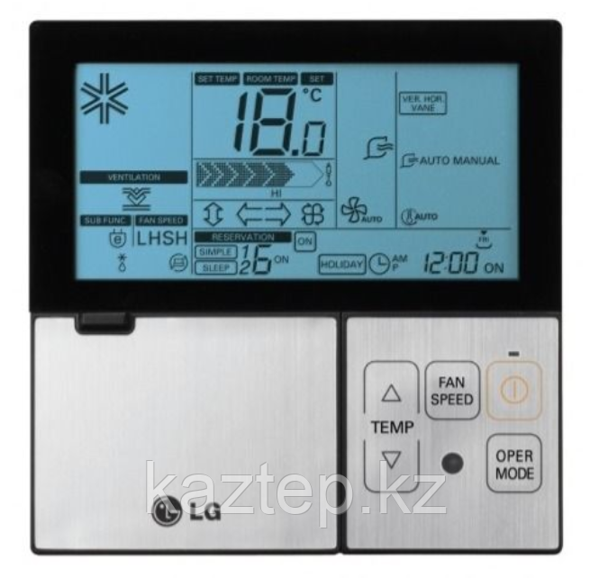 Проводной пульт дистанционного управления LG PREMTBB01 (черный)