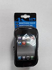 Чехол для смартфона на руль велосипеда или брючный ремень