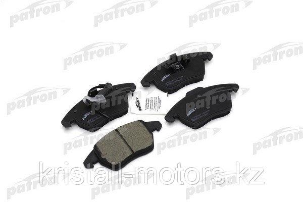Колодки передние VW TIGUAN 5N 07-/SKODA RAPID 15-/YETI 1.8 09-