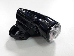 Передний фонарь на батарейках на руль велосипеда. Рассрочка. Kaspi RED