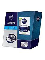 Nivea Men Подарочный набор «Классический» для мужчин (лосьон после бритья 100 мл + крем для лица 30 мл)