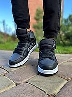 Кроссовки Nike Air Jordan 1 чвбн зим