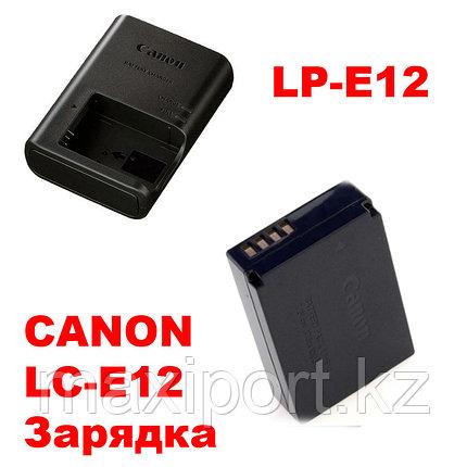 Canon Lp-e12 Lc-e12 Зарядка, фото 2