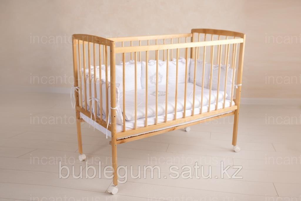 Кровать детская Golden baby Рlus  колесо-качалка