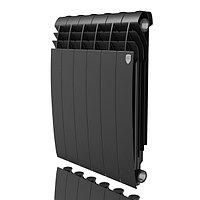 Радиатор алюминиевый Royal Thermo Biliner 500/90 Черный (Россия Италия )