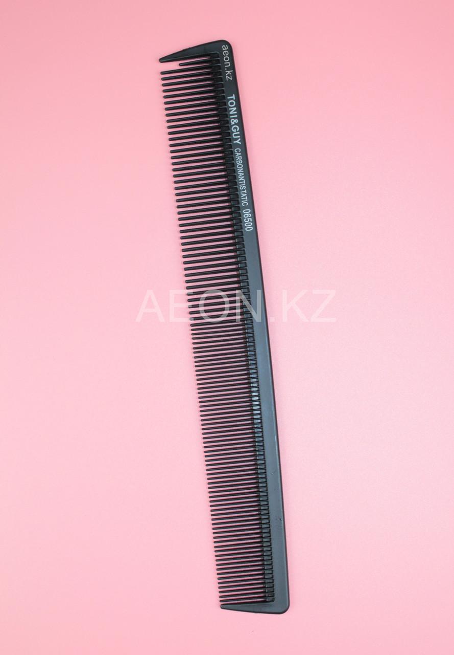 Карбоновая расческа TONI&GUY 06500 комбинированная