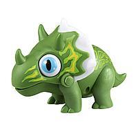 Робот динозавр интерактивный Глупи зеленый Silverlit, фото 1