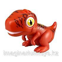 Робот динозавр интерактивный Глупи красный Silverlit