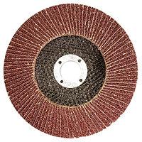 Круг лепестковый торцевой, P 100, 115 х 22,2 мм Matrix, 74031