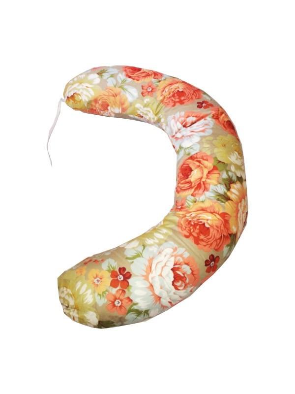 Подушка для беременных и кормления Podushechka Банан (Цветной принт)
