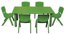 Стол детский прямоугольной формы QC-01001
