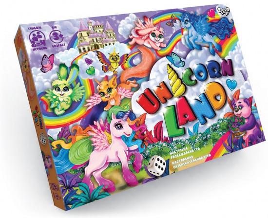 Игра настольная «Unicorn Land»