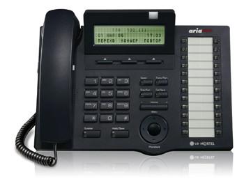 Цифровой системный телефон LDP-7224D для мини АТС Aria Soho