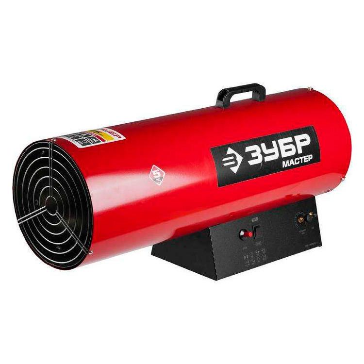 Тепловая газовая пушка ТГП-75000 Ресанта