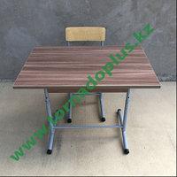 Стол ученический регулируемый. 1200*600*640/700/750 (Столешница 22 мм.)