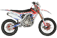 Мотоцикл KAYO T6 450 Enduro