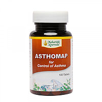 Asthomap (Астхомап) Maharishi Ayurveda (Махариши Аюрведа) 100 таб. при респираторных заболеваниях