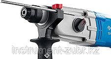 Перфоратор SDS-plus, ЗУБР Профессионал ЗП-32-1100 К, металлич редуктор, 3.4 Дж, 0-5100 уд/мин, 1100 Вт, кейс, фото 3