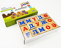 Кубики для изучения казахского алфавита