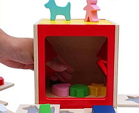 Игрушка Сенсорный куб