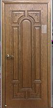 Межкомнатная шпонированная дверь Аскона орех