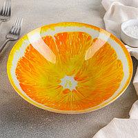 Салатник «Сочный апельсин», d=22 см