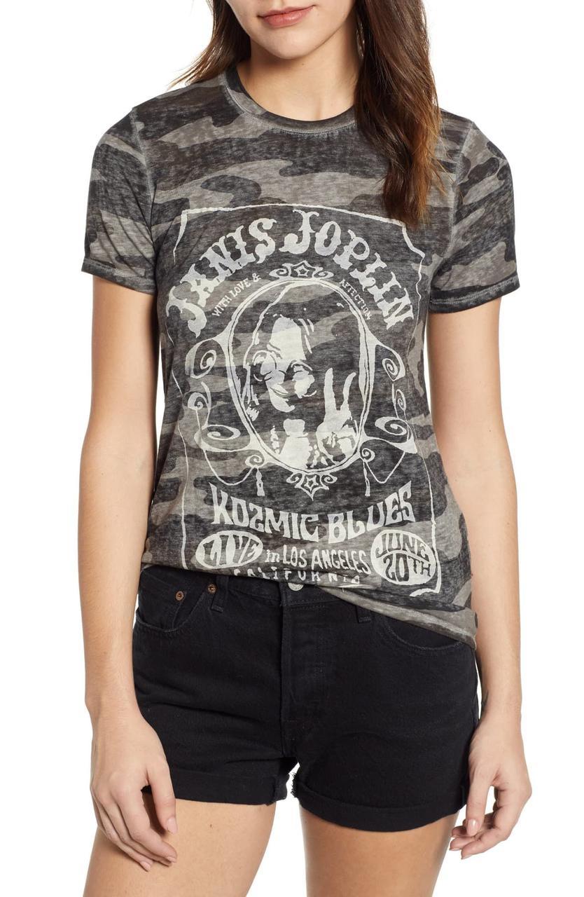 Lucky Brand Женская футболка 2000000388601