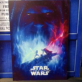 Постер Звёздные войны: Последние джедаи