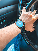 Часы Diablo Gold Black, фото 7