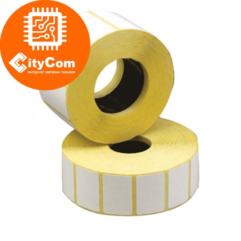 Термотрансферные этикетки 25х15мм, 5000 шт/рулон Арт.5753