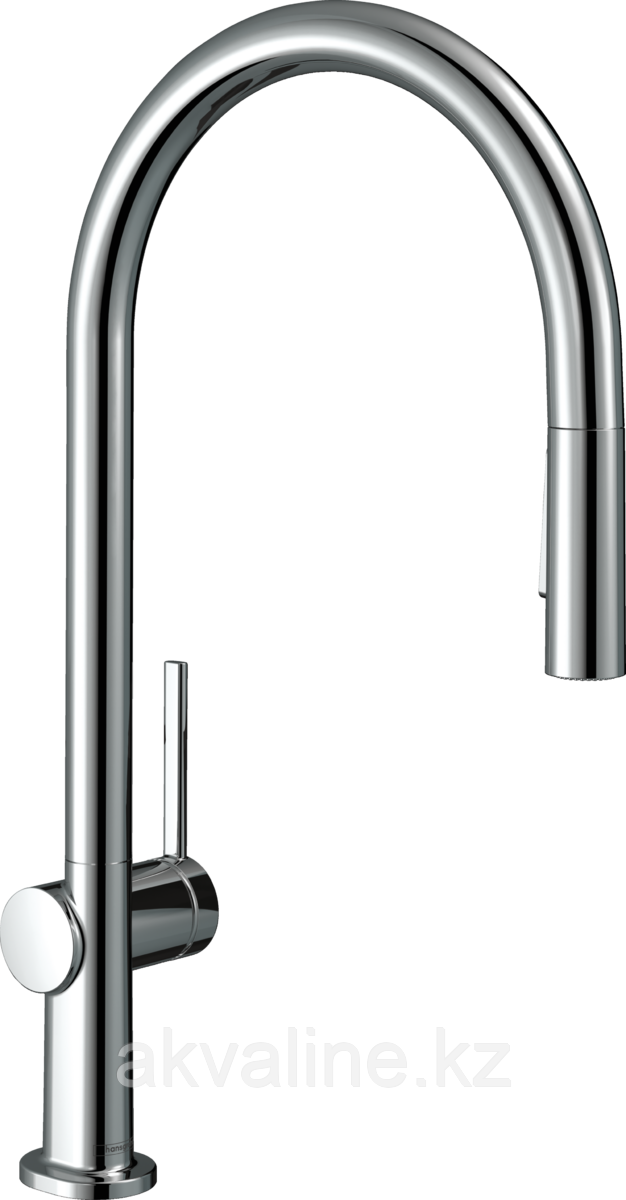Talis M54  Кухонный смеситель, однорычажный, 210, с вытяжным душем, 2jet