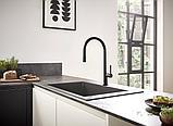 Talis M54  Кухонный смеситель, однорычажный, 210, с вытяжным душем, 2jet, фото 5