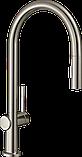 Talis M54  Кухонный смеситель, однорычажный, 210, с вытяжным душем, 2jet, фото 6