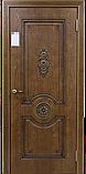 Межкомнатная шпонированная дверь СанРемо(орех), фото 2