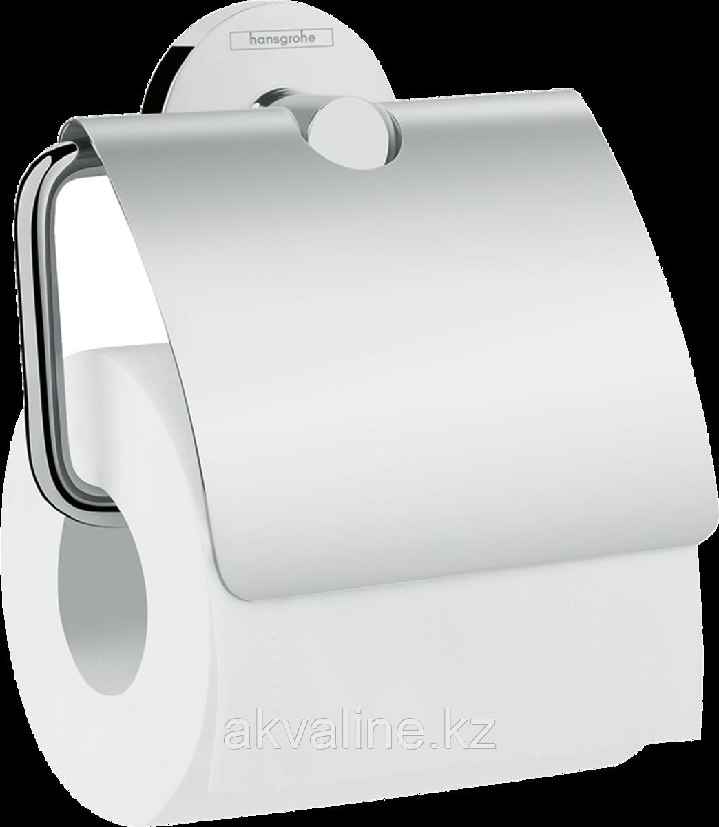 Универсальный держатель рулона Logis  с крышкой