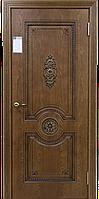 Межкомнатная шпонированная дверь СанРемо орех