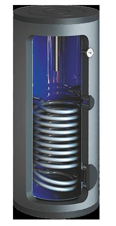 Теплообменник Kospel DN 200 SW с спиральным змеевиком