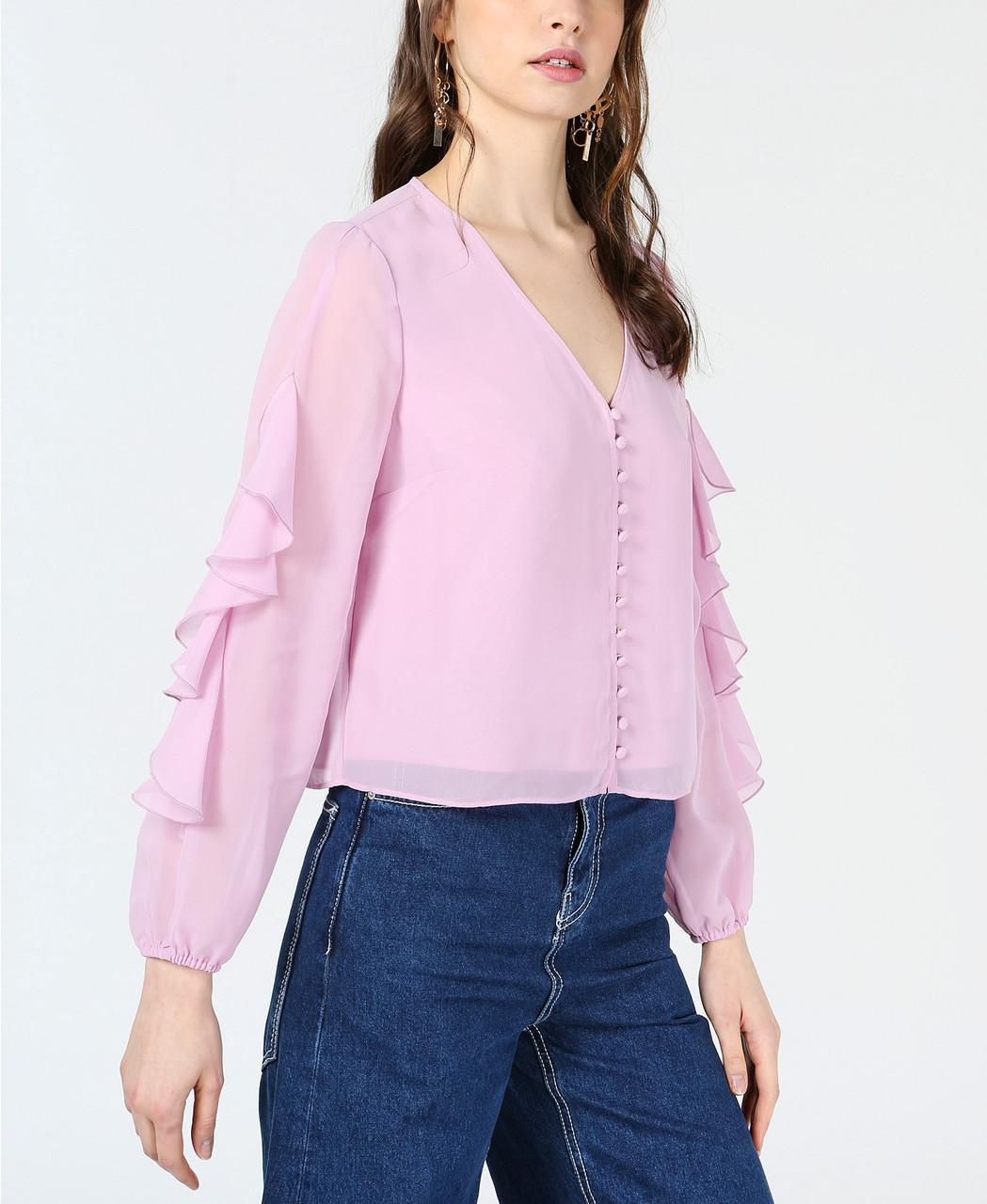 Bar Iii Женская рубашка 2000000388830