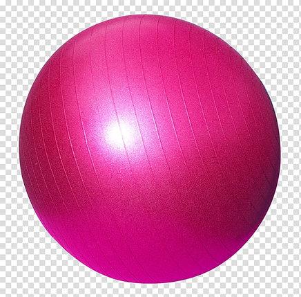 Гимнастический мяч  (Фитбол) 75 гладкий PRO, фото 2