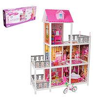 Дом для кукол «Мечта» с аксессуарами