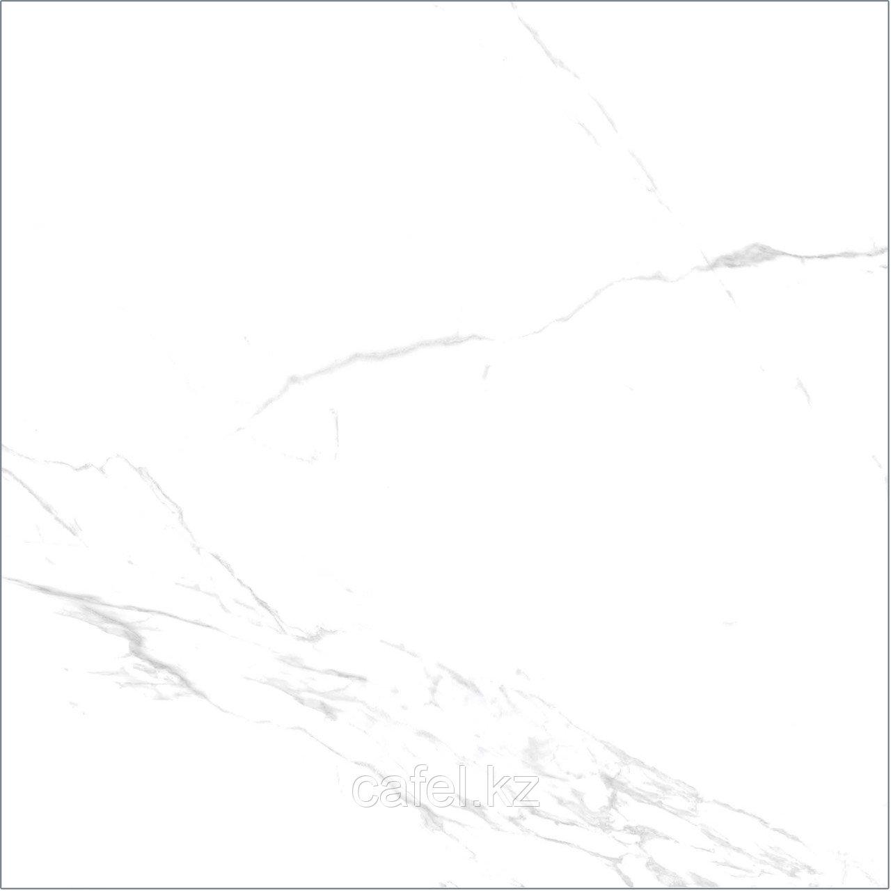 Керамогранит 60х60 Ливорно  | Livorno белый с серыми прожилками