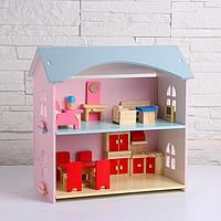 "Кукольный домик ""Сказка"" 33х17х31,5 см"