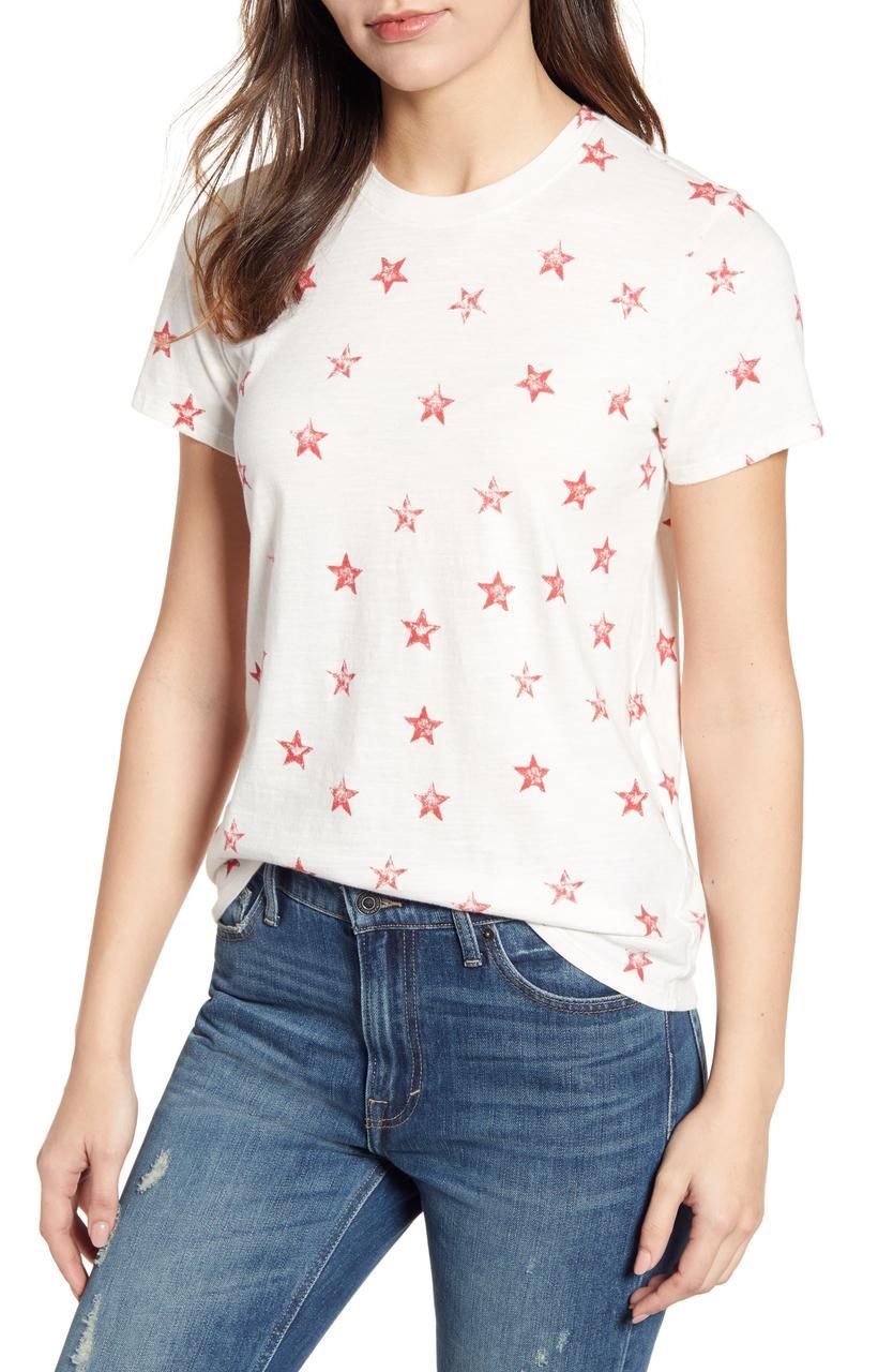 Lucky Brand Женская футболка 2000000388144