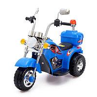 Электромобиль «Чоппер», цвет синий