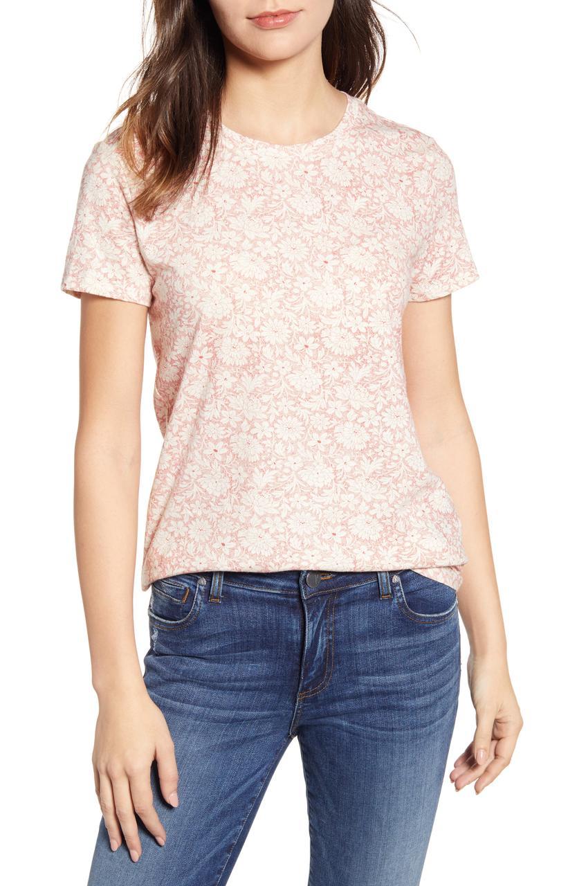 Lucky Brand Женская футболка 2000000388298