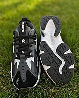 Кроссовки Reebok DMX черн бел, фото 1