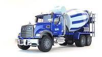Bruder: Бетономешалка N MACK Granite Truck