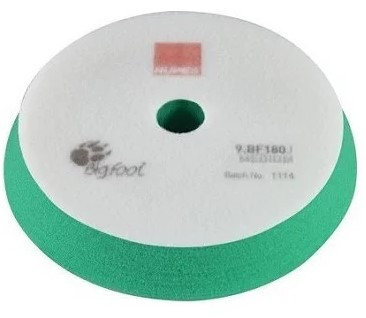 Полировальный круг антиголограммный зеленый 150/180 мм Rupes