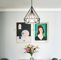 Подвесной светильник современный Лофт Черный, фото 1